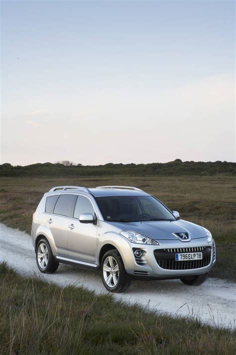 peugeot launches four wheel drive in australia