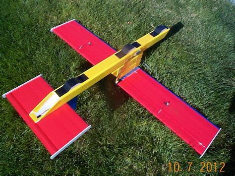 video of homemade foam board rc fpv airplane setup attachment browser 56 inch fpv airplane foamboard 6