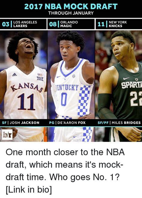 Nba Draft Memes - 25 best memes about nba mock draft nba mock draft memes