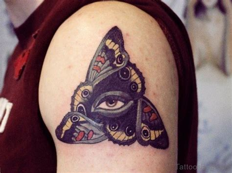 tattoo butterfly with eyes 55 new egyptian tattoos on shoulder