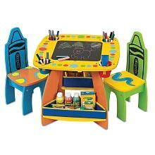 Crayola Wooden Table And Chair Set by 99 98 Imaginarium Lego Creativity Table Espresso Toys
