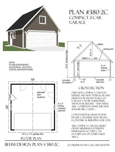 20 x 24 garage plans buy 6 x 10 shed plans 16x20 picture detached 2 car garage plans woodworking projects plans