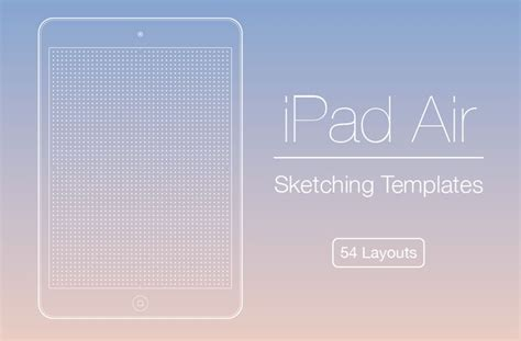 ipad grid template collection of free printable ui ux templates 1stwebdesigner