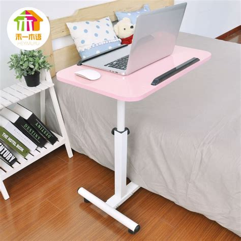 laptop table for bed ikea space saving rotating lazy assembled ikea bed with