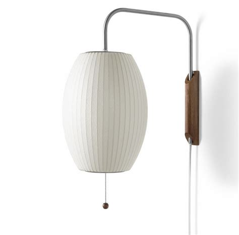 Nelson Cigar Wall Sconce Hermanmiller 174 Nelson Cigar Wall Sconce The Century House Wi