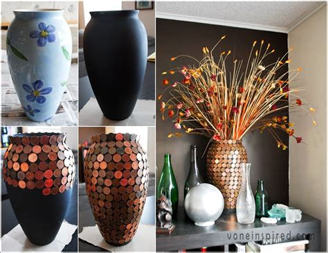 Would You Like To Decorate A Vase With Just Coins | would you like to decorate a vase with just coins
