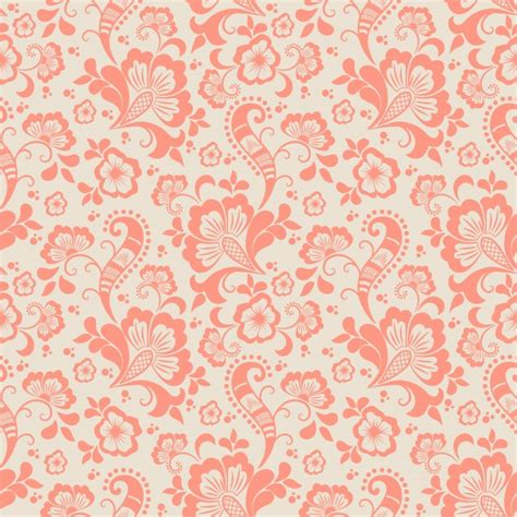 flower pattern texture vector flower seamless pattern background elegant texture