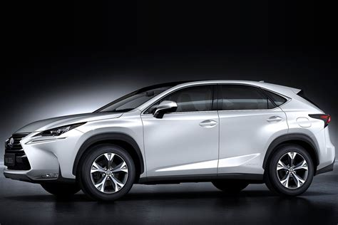 lexus crossover lexus nx puts on a bold for luxury crossover
