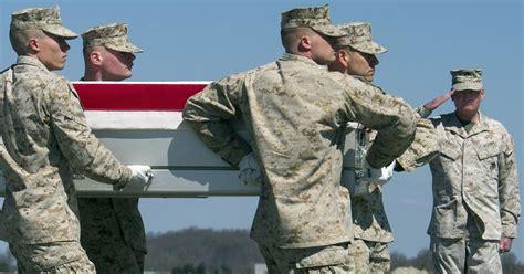 Kia Marine Marines Identify Staff Nco Killed In Rocket Attack In