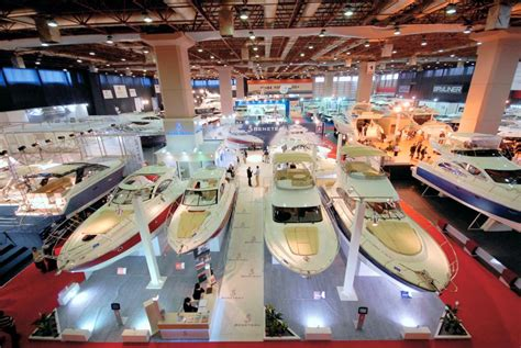 boat show eurasia exhibition stands in istanbul