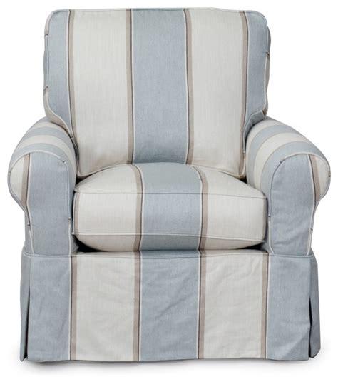 Sunset Trading Horizon Swivel Chair Slip Cover Beach Swivel Chair Covers