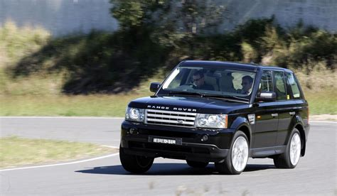 2007 Range Rover Sport Supercharged Road Test Caradvice