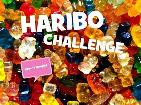 haribo sugar free gummy bears challenge haribo gummi challenge don t laugh