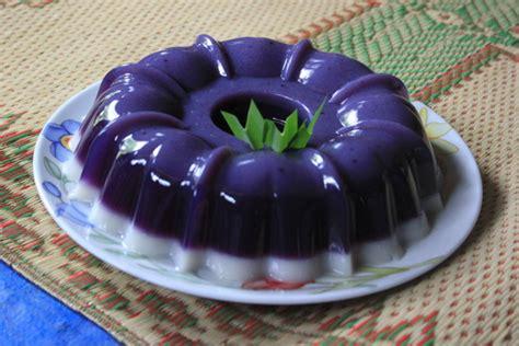 Membuat Puding Dari Ubi Ungu | resep membuat puding ubi ungu lembut segar setetes info