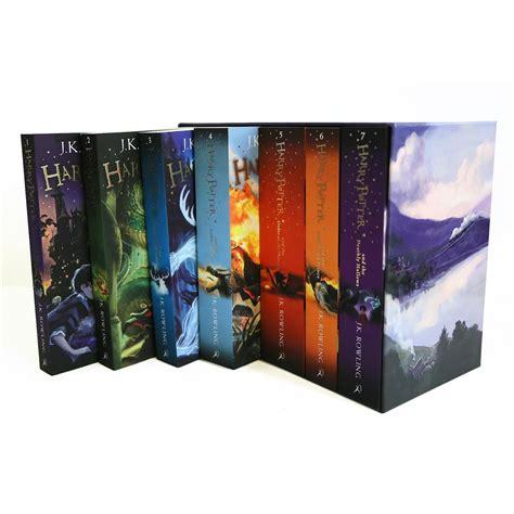 Harry Potter Complete Collection Book 1 7 J K Rowling Ebook harry potter the complete collection 7 books set paperback