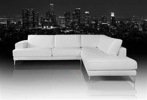 manhattan modern white leather sofa set house of all