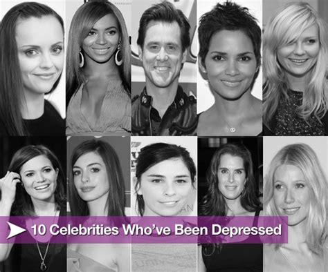 celebrity books on depression celebrities who have been depressed popsugar love sex