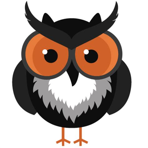 printable halloween owl owl halloween clipart clipartxtras