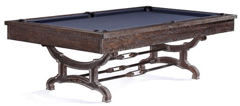 kombination billardtisch esszimmertisch table de billard rustique brunswick birmingham