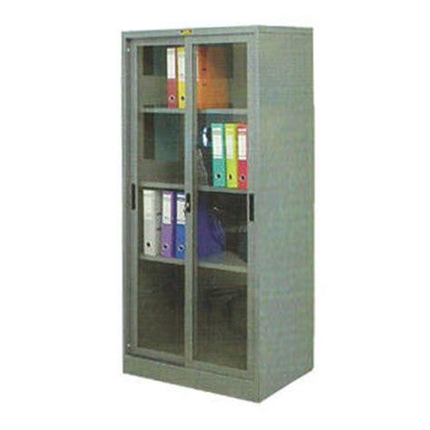 Lemari Arsip Sliding Kaca jual lemari arsip pintu sliding kaca type b 304 harga