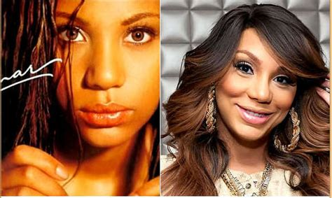 tamar braxton nose job before after tamar braxton plastic surgery has changed her looks