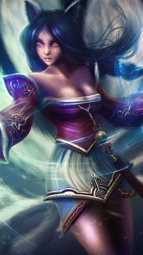 wallpaper iphone 5 league of legends league of legends ahri iphone 6 6 plus and iphone 5 4