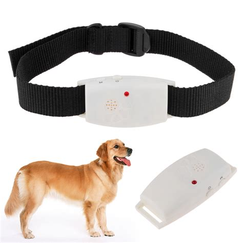 puppy supplies collar pet supplies ultrasonic repeller with led indicator repells flea ticks