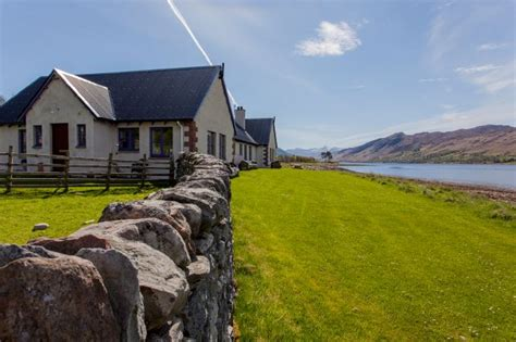 Cottages Ullapool Area by Lochside Cottages Leckmelm Cottages By Ullapool