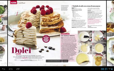 La Cucina Italiana App by La Cucina Italiana Ca Appstore For Android