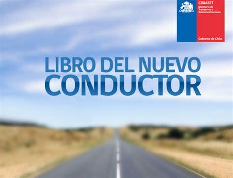 libro del nuevo conductor profesional de conaset manual del nuevo conductor arisoft chile productos