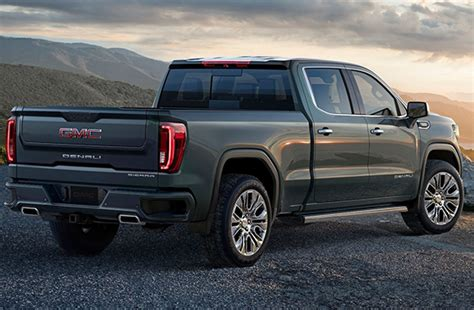 Gmc Colors For 2020 by 2020 Gmc Denali 2500hd Colors Changes Release