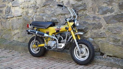 honda trail   las vegas motorcycle
