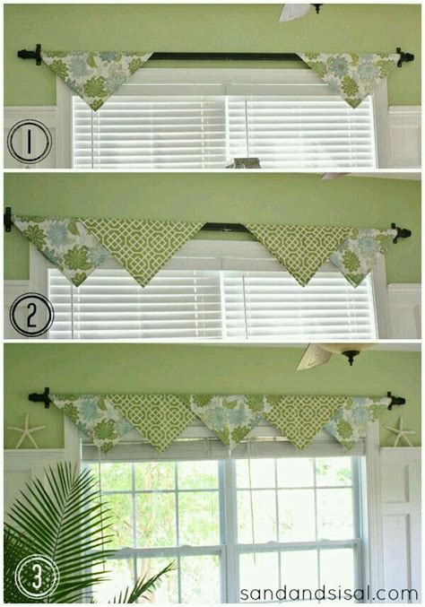 simple window treatments 3582 best шторы images on pinterest