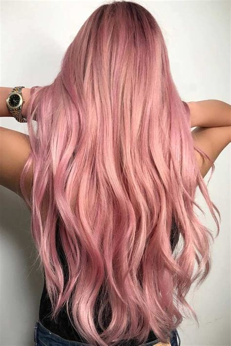 how to get pink color out of hair why and how to get a gold hair color dyed hair