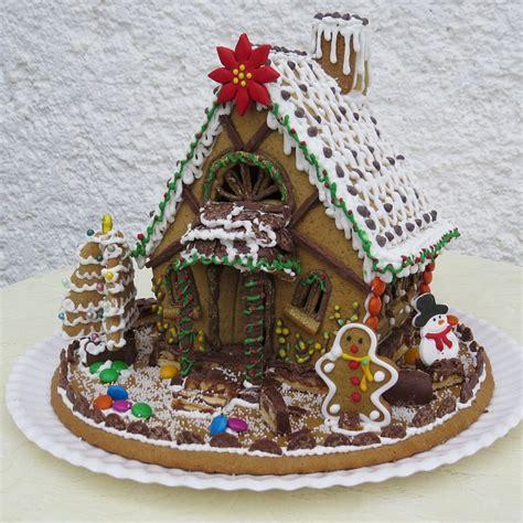 casa di marzapane foto gratis casa di marzapane dolci di natale immagine