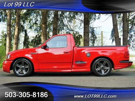 2000 ford f150 custom 2000 ford f 150 svt lightning 488hp custom show truck for