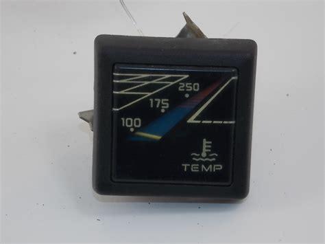 boat gauges square us marine faria bayliner coolant temperature gauge 2 3 8