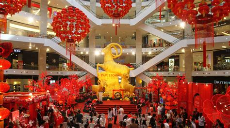 new year delivery kl new year at pavilion kl shopping in kuala lumpur