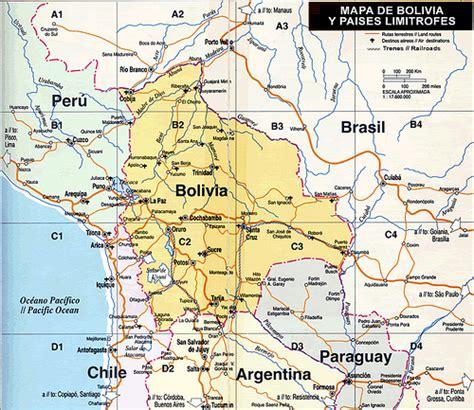 imagenes satelitales bolivia mapa de bol 237 via map of bolivia douglas fernandes flickr