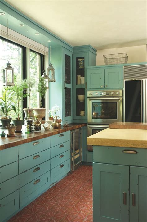 turquoise cabinets kitchen 62 best turquoise kitchens images on pinterest kitchens