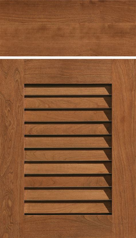 dura supreme cabinetry louvered door cabinet door style