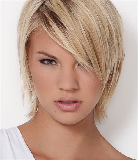 haircuts for thin faces pictures medium length haircuts 2016 design trends