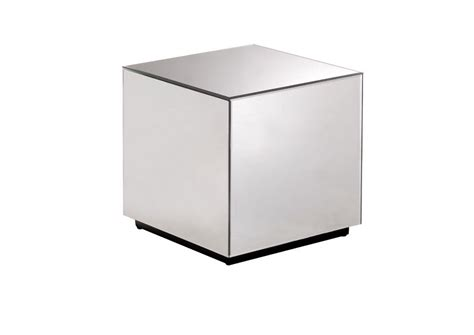 cubo table cubo side table clear furnishplus