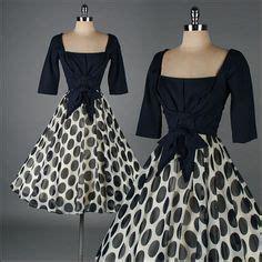 Noir Sur Blanc Patt Cardigan Biru robe de bal style 233 es 50 rockabilly swing couleur