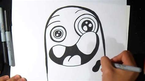 graffiti tekenen hoe te tekenen karakter graffiti