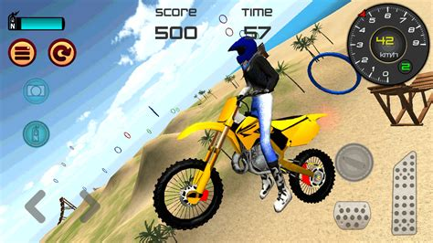3d motocross racing motocross jumping 3d apk free simulation android