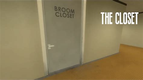 The Broom Closet Ending by The Stanley Parable Broom Closet