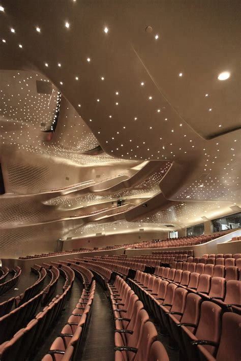 Guangzhou Opera House by Guangzhou Opera House Guangzhou China Meet Me At The