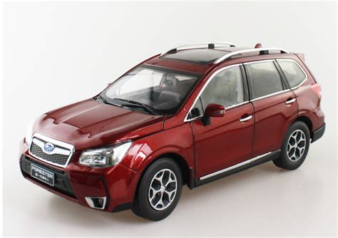 subaru forester model car 2015 sell subaru new forester 1 18 alloy car model in