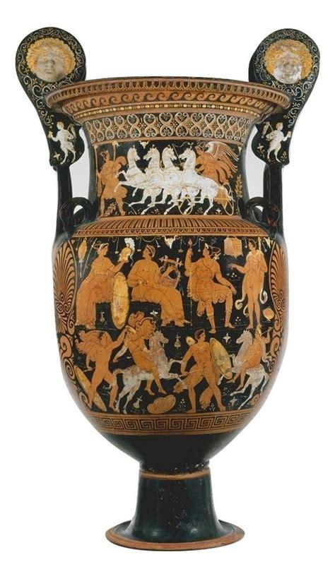 valore vasi etruschi pin de olga en anfora antica la ceramica